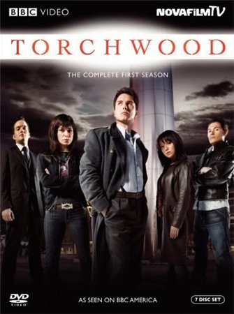 Охотники за чужими / Торчвуд / Сезон 1,2,3,4 / Torchwood (2006-2011)