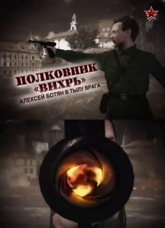 Полковник Вихрь. Алексей Ботян в тылу врага (2012)