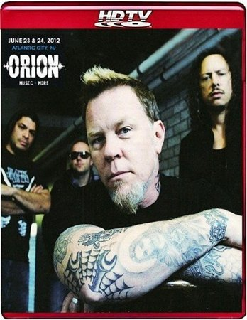 Metallica: Orion Music Festival 2012: The Black Album (2012)