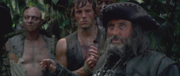 Карибский кризис 4: Телепорт в никуда / Pirates of the Caribbean: On Stranger Tides (2011)