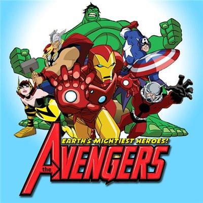 Мстители - Могучие Герои Земли / 2 сезон / The Avengers - Earth's Mightiest Heroes (2012)