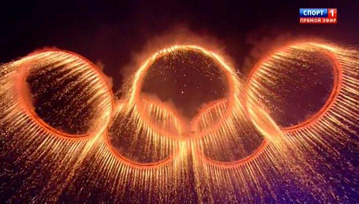 кто исполнял кимн на открытие олимпиады в сочи