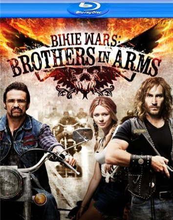 Байкеры: Братья по оружию / 1 сезон / Bikie Wars: Brothers in Arms (2012)