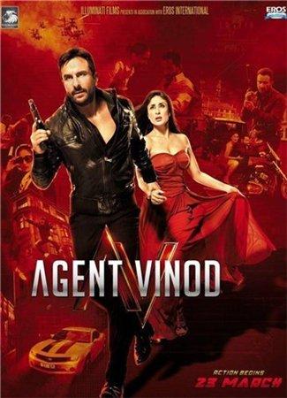Агент Винод / Agent Vinod (2012)