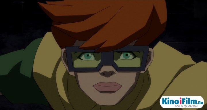 Бэтмен: Возвращение Темного рыцаря. Часть 1 (2012)