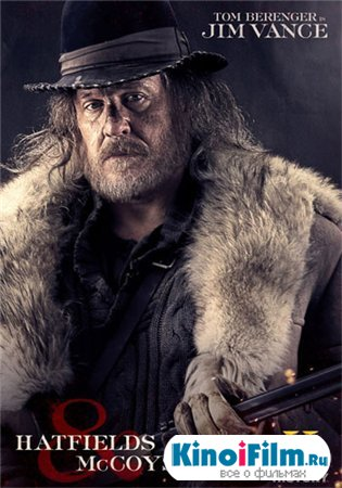 Хэтфилды и Маккои / Hatfields and McCoys (2010-2011)