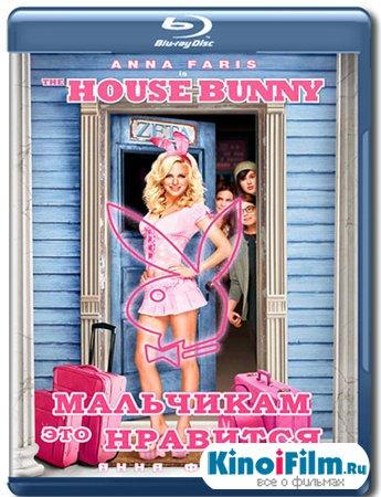 Мальчикам это нравится / The House Bunnyy (2008)