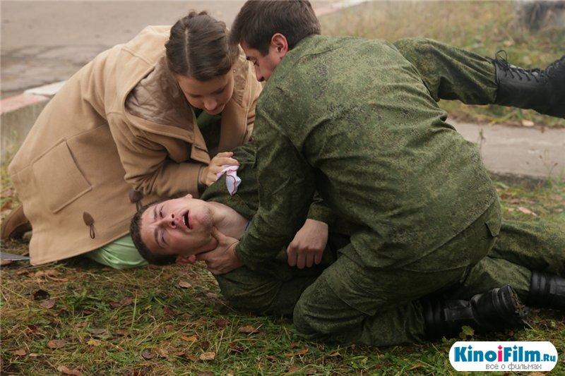 Жена офицера / 8 серий (2013)