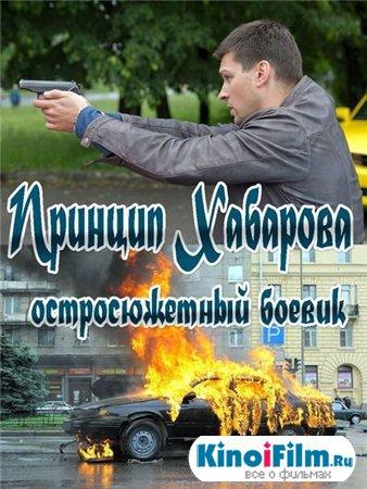 Принцип Хабарова / Заклятые друзья / 16 серий (2013)