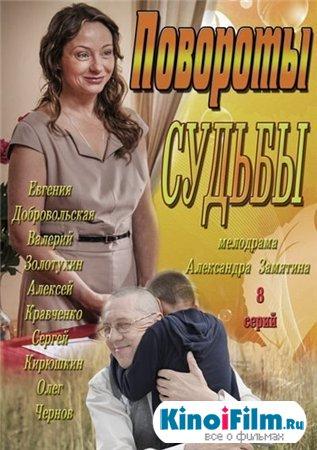 Повороты судьбы / 8 серий (2013)