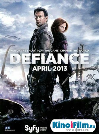 Вызов / Defiance (2013) 1 сезон