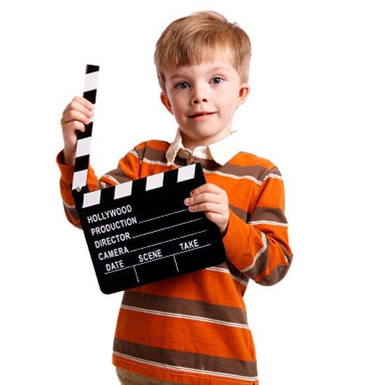 Если ребенок хочет стать кинозвездой