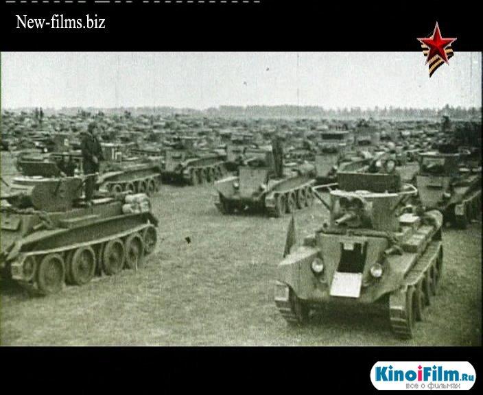 Из фильма танки второй мировой войны