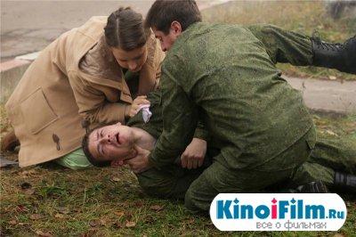 Жена офицера (2013) 8 серий