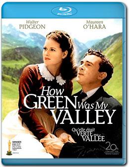Как зелена была моя долина